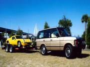 Land Rover Range Rover 3.9 L,  fuel inj